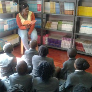 Building Confidence Through Literacy
