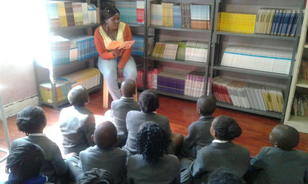 Building Confidence Through Literacy