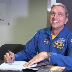 NASA Astronaut Inspires Maths Learners